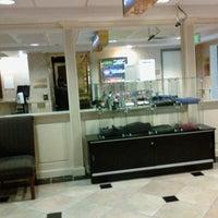 Photo taken at McGills Hotel and Casino by Matt M. on 5/1/2014