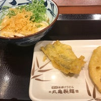 Photo taken at Marugame Seimen by ジョ→ on 10/19/2017