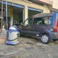 Photo taken at Lavage Express Saada Rue 18 by Youssef A. on 7/19/2014