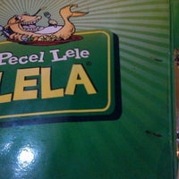 Photo taken at Pecel Lele Lela by Ahmad S. on 7/4/2013