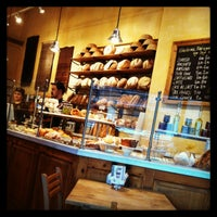 Photo taken at Le Pain Quotidien by Ilker B. on 2/23/2013