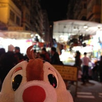 Photo taken at Ladies' Market 女人街 by co6land on 12/30/2012