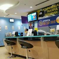 Photo taken at PTPTN One Stop Centre by K€ΠΠ€TH H. on 11/29/2016