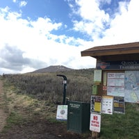 Photo taken at Quinn's Trailhead by Rebecca S. on 4/19/2017