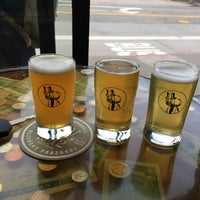Photo taken at Barrel Head Brewhouse by Rebecca S. on 3/16/2017