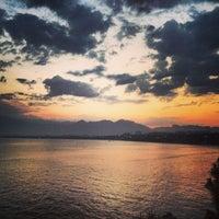 Photo taken at Ramada Plaza Antalya by Tugba G. on 5/6/2013