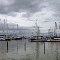 Photo taken at Marina Sant'Andrea by Stephen K. on 7/30/2014