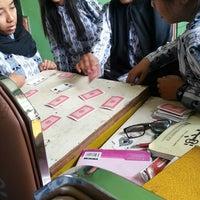 Photo taken at SMA Negeri 1 Pekanbaru by Henny S. on 3/28/2013