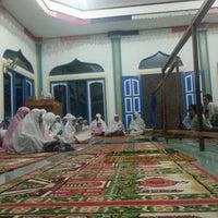 Photo taken at mushola nurul iman by Henny S. on 7/9/2013