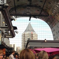 Photo taken at Markthal by Marjolein W. on 10/4/2014