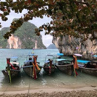 Photo taken at Lao Lading Island by Evgeny G. on 1/2/2017