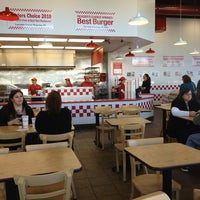 Photo taken at Five Guys by Mo P. on 2/9/2013