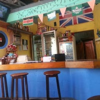 Photo taken at East Timor Backpackers Hostel & Bar by Christopher T. on 7/11/2013