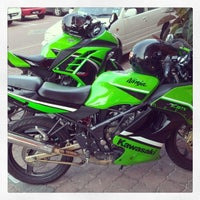 Photo taken at Bike Station KTM by hammuzamer irwan h. on 3/11/2014