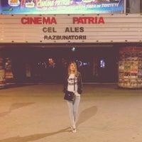 Photo taken at Cinema Patria by Miroslava K. on 4/26/2015