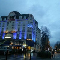 Photo taken at Le Grand Hotel de Valenciennes by Alexandre A. on 12/15/2012