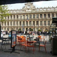 Photo taken at Place d'Armes by Alexandre A. on 5/26/2013
