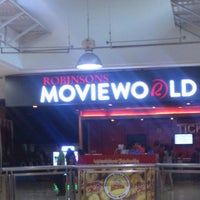 Photo taken at Robinsons MovieWorld by Ryel S. on 4/29/2013