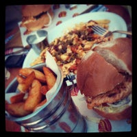 Photo taken at Grizzly - Breakfast Place & Diner by Yasser A. on 4/26/2013