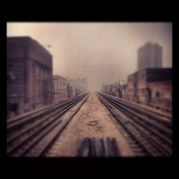 Photo taken at CTA - Thorndale by Paul M. on 11/21/2012