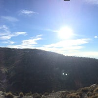 Photo taken at Parque Nacional Cofre de Perote by Arturo C. on 1/19/2016