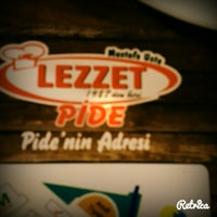 Photo taken at Lezzet Pide by Sühan ö. on 7/16/2015