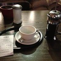 Das Foto wurde bei Kaffeerösterei Speicherstadt von Marco M. am 2/6/2013 aufgenommen