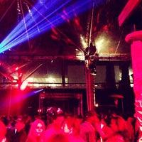 Photo taken at Lure Nightclub by Kristin E. on 11/24/2012