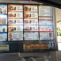 Photo taken at A & W by Melissa S. on 6/17/2013