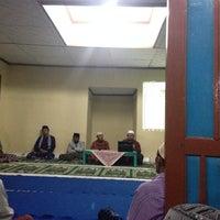 Photo taken at Mushola Al-Amin by Nurudin J. on 5/5/2014