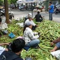 Photo taken at Pasar Sentul by Nurudin J. on 10/6/2012