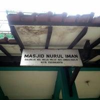 Photo taken at Masjid Nurul Iman by Nurudin J. on 2/20/2013