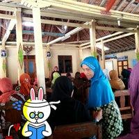 Photo taken at Balai Desa Ponjong by Nurudin J. on 1/25/2013