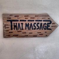 Photo taken at Thai Massage by A7medeee on 10/22/2013