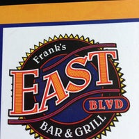 Photo taken at East Blvd Bar & Grill by Stacy H. on 5/8/2013