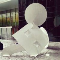 Photo taken at MoMA Sculpture Garden by Jorene R. on 6/14/2013