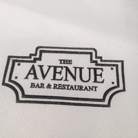 Photo taken at The Avenue Bar & Restaurant by RJ M. on 11/16/2013