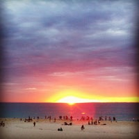 Photo taken at City Beach by Michael on 12/31/2012