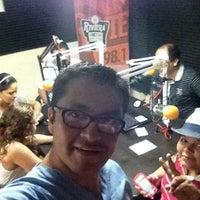 Photo taken at Riviera FM by Tonninho R. on 7/25/2013