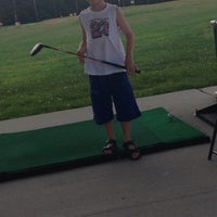 Photo taken at Essex Golf Driving Range by Steve L. on 7/26/2014