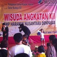 Photo taken at Bali TV by Putu Adi S. on 6/15/2014
