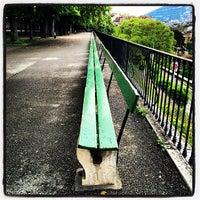 Foto diambil di Promenade de la Treille oleh Vladimir D. pada 4/30/2014