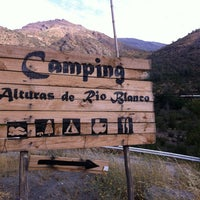 Photo taken at Camping Alturas De Rio Blanco by victor c. on 1/4/2013