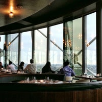 Photo taken at Five Sixty by CRATEinteriors on 4/24/2013