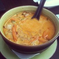 Photo taken at Akiko Sushi Bar & Restaurant by David Š. on 9/18/2012