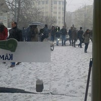Photo taken at Kamil Koç by Nur Ç. on 1/1/2016