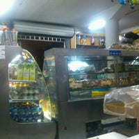 Photo taken at Panaderia Thiffany by Jorge A. on 10/24/2012