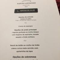 Photo taken at Armazém Santo Antônio by Ana Maria P. on 5/4/2017