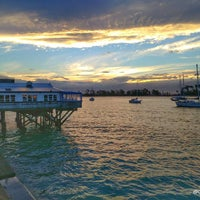 Photo taken at The Boat Shed by GregWasThere on 2/6/2017