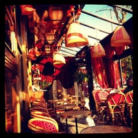 Photo taken at Le Bistrot du Dôme by GregWasThere on 4/24/2013